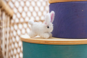 Papoose Fair Trade Bunny Toy