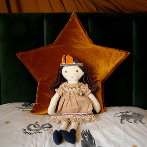 Nana Huchy - Little Miss Indy Doll
