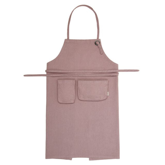 Numero 74 Kids Apron - Dusty Pink S007