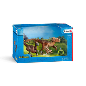 Schleich Feathered Raptor Box Set 42347