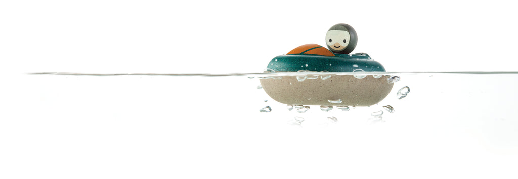 Plan Toys Speed Boat Bath Toy