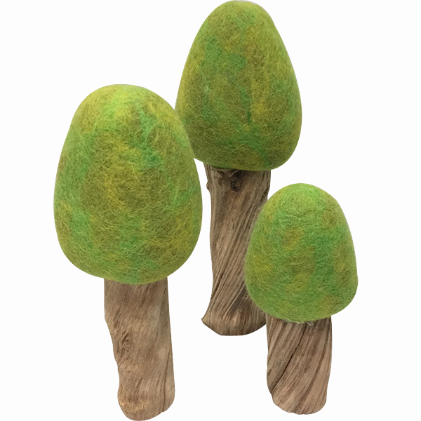 Papoose Fair Trade Trees - Spring