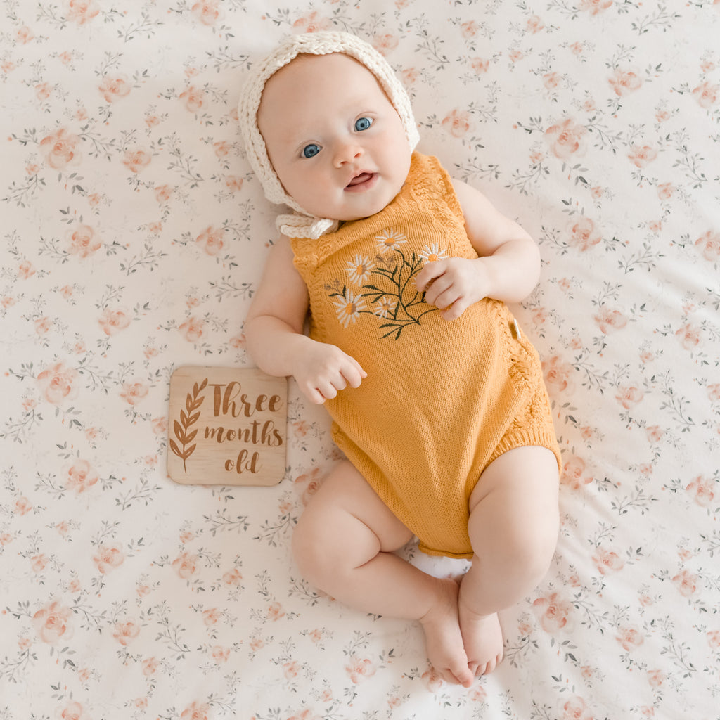 Lacey Lane Daisy Romper