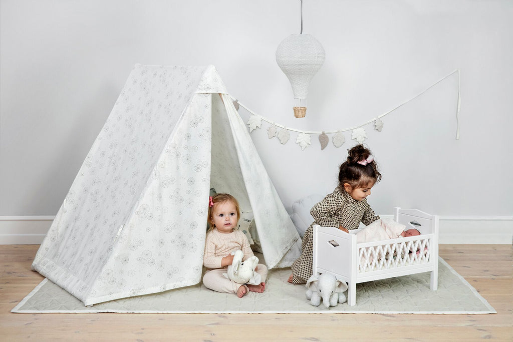 Cam Cam Play Gym/Tent Dandelion Natural