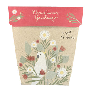 Sow n' Sow - Australian Christmas Gift of Seeds