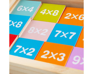 Children_of_the_Wild_Australia Bigjigs Toys Times Tables Tiles
