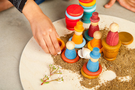 Grapat Wooden Toys - Seasons - Summer
