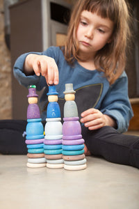 Grapat Wooden Toys - Seasons - Winter