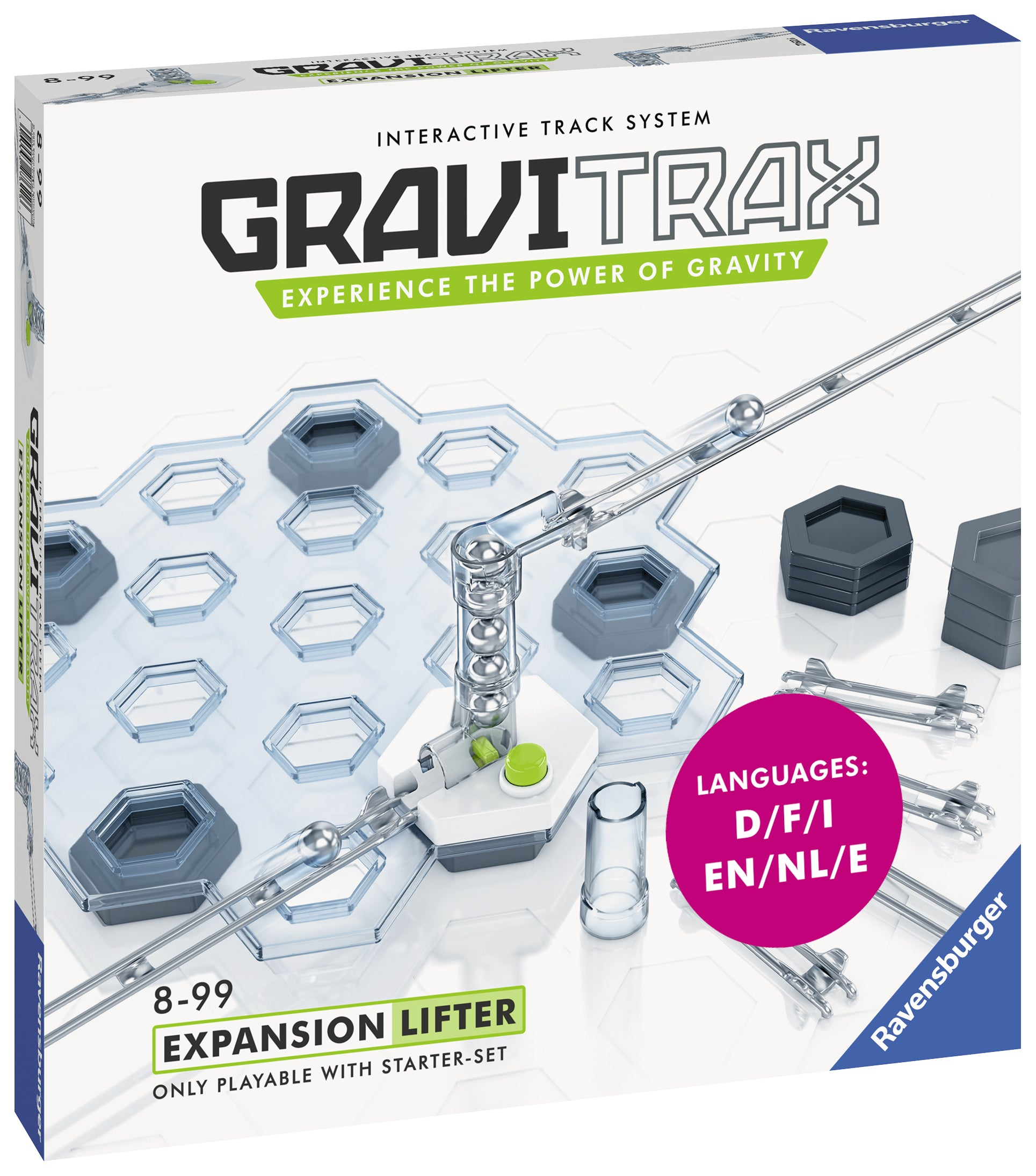 Gravitrax Expansion Lifter Set - 276226