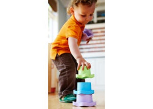 Green Toys - Stacking Cups (Set of 6)