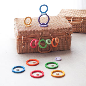 Children_of_the_Wild_Australia Grapat Nest Rings - 24 Pieces