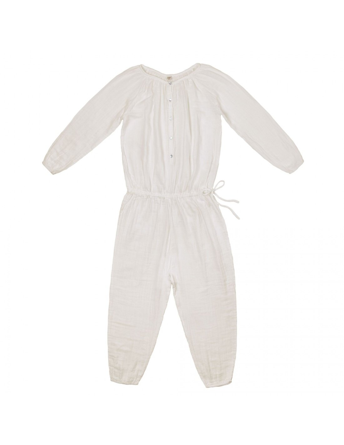 Numero 74 Naia Jumpsuit- Natural