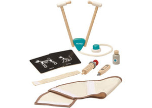 Children_of_the_Wild-Australia Plan Toys - Wooden Vet Set