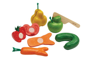 Plan Toys Wonky Fruit and Vegetables