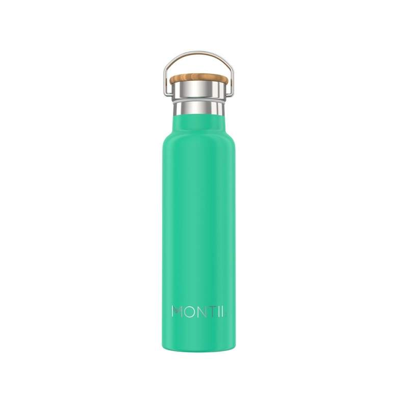 Montii Co Original Stainless Steel Bottle - Green