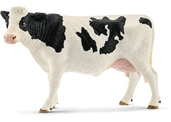 Children_of_the_Wild-Australia Schleich Holstein Cow 13797