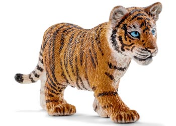 Children_of_the_Wild-Australia Schleich Tiger Cub 14730