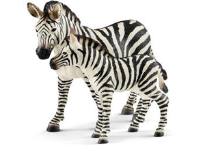 Children_of_the_Wild_Australia Schleich Zebra Female 14810