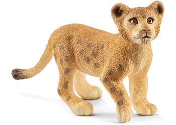 Children_of_the_Wild-Australia Schleich Lion Cub 14813