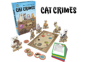 Thinkfun - Cat Crimes