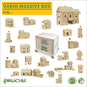 Walachia Vario Massive Box - 418 Pieces