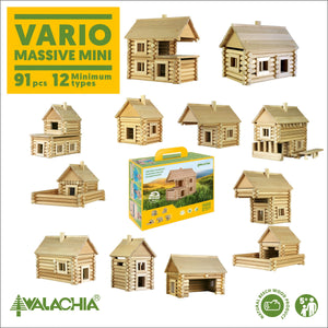 Walachia Vario Massive Mini Set - 91 Pieces