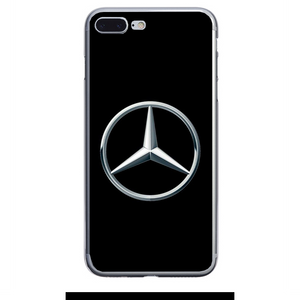 Husa iPhone 7 Plus Mercedes Logo