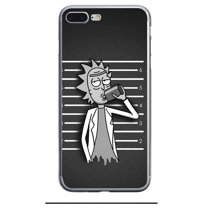 Husa iPhone 7 Plus Rick