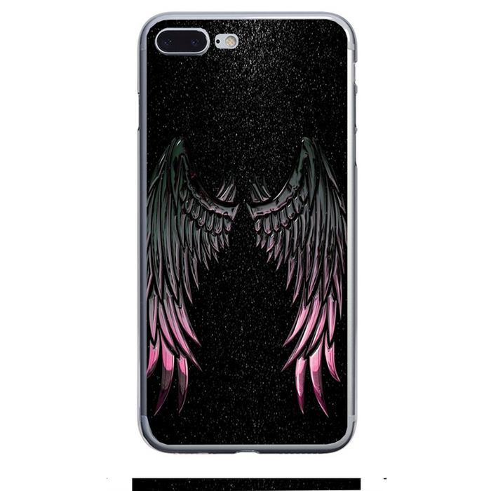 Husa iPhone 7 Plus Wings Galaxy