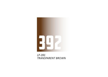 392 - LOOP Spray Paint - Transparent Brown