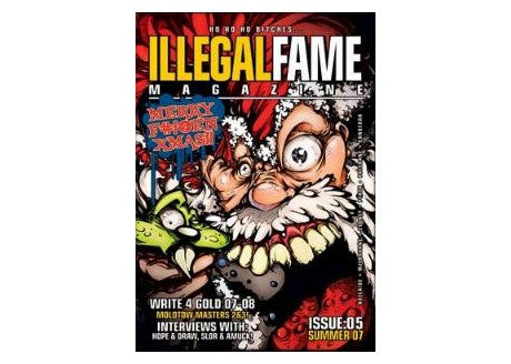 Illegal Fame #5