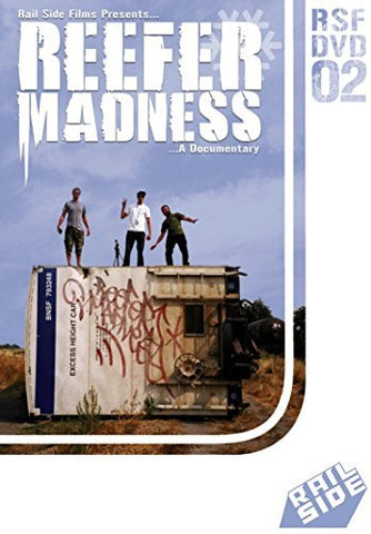 Reefer Madness - Freight Graffiti Documentary