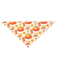 Load image into Gallery viewer, Turkey Thanksgiving Print Pet Bandana