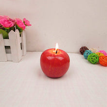 Load image into Gallery viewer, Realistic Apple Candle