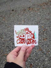 Load image into Gallery viewer, Happy Camper Decal