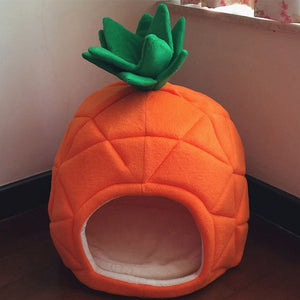 Pineapple Pet House