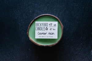 No. 9 | Cucumber Melon Candle
