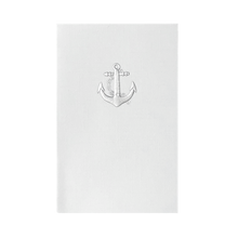 Load image into Gallery viewer, 'Silver Anchor' Card