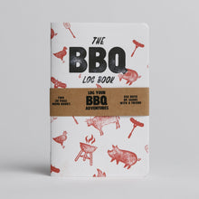 Load image into Gallery viewer, BBQ Log Book - Two 20-page books