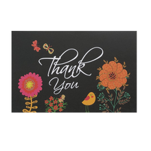 Load image into Gallery viewer, 'Bright Bouquet' Thank You Card