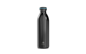 Bevu® Bottle Single Wall Black 750ml / 25oz