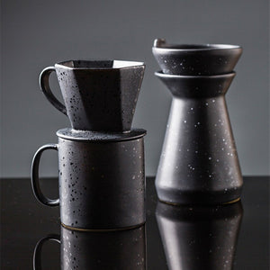 Ceramic Drip Pour Over Coffee Maker