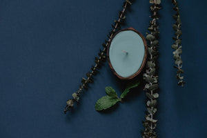 No. 21 | Peppermint & Eucalyptus Candle