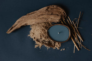 No. 18 | Beach at Night Candle