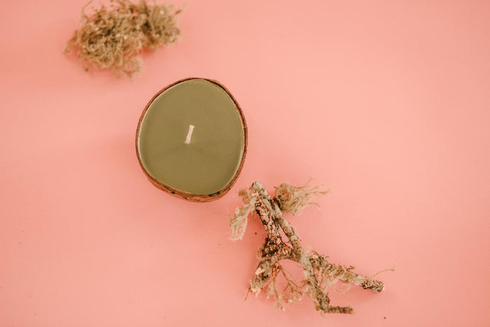No. 5 | Oakmoss & Amber Candle