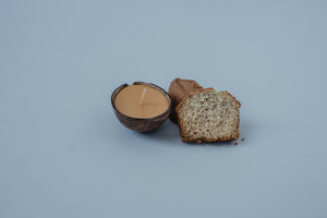 No. 8 | Banana Nut Bread Candle