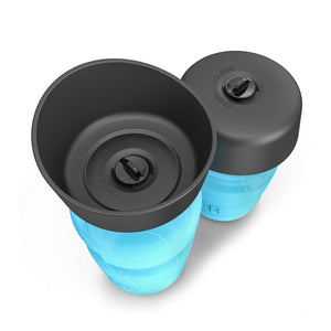 On-the-go Pet Water Bottle and Dispenser