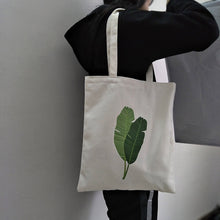 Load image into Gallery viewer, Folding Reusable Canvas Bag