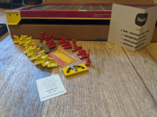 Load image into Gallery viewer, Tudor True Action Electric Football Game 1959 untested, full instructions