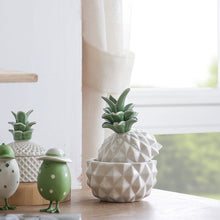 Load image into Gallery viewer, 1 Piece Storage Jars Suger Bowl Pineapple
